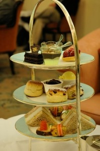 London Day 3 - Afternoon Tea at Fortnum & Mason by Thom Watson