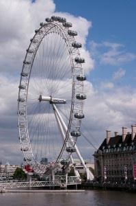 London Eye by jimmyharris