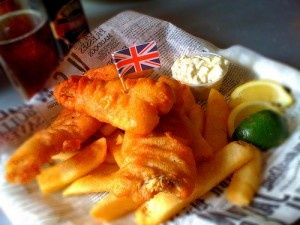 Mad Dogs Pub Fish 'n' Chips by Howdy, I'm H.Michael Karshis