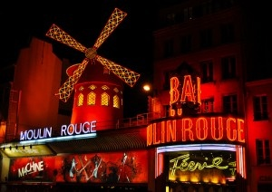 Moulin Rouge by Jeffrey Wehs