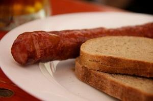 Prague food by Francesco Crippa