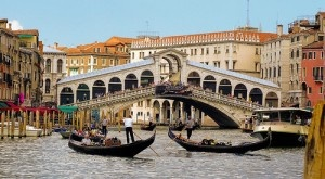 Rialto bridge by llamnudds