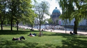 Spring in Berlin by Aleksandar