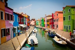 Burano by p.andrea