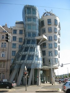 Dancing House by Hummy