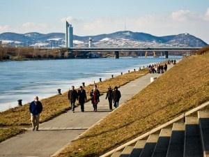Danube Island by potomo