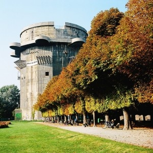 Flakturm Augarten Color by flo_p