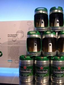 Heineken experience - Tiger Girl