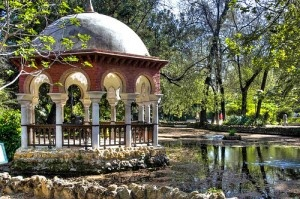 Maria Luisa Park, Seville by -bLy-