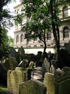 Old Jewish Cemetery by l r