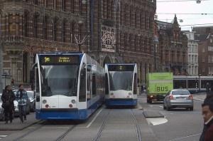 Tram by Generaal Gibson