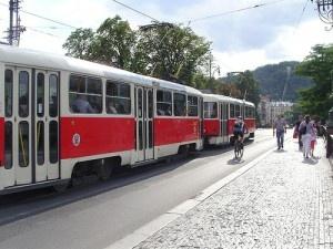 Tram by ainudil