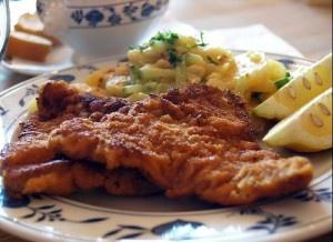 Wiener Schnitzel- Lowenbrau by u m a m i