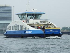ferry by David Spender