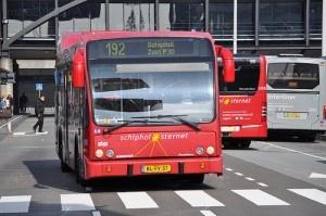lijn 192 op Schiphol Plza by Alexander 53