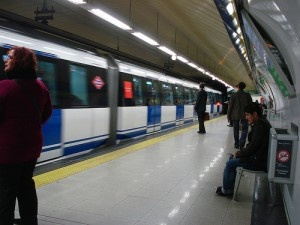 metro de Madrid by vladimix