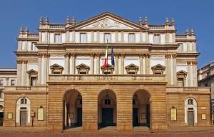 La Scala by John Picken