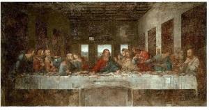 The Last Supper da vinci by ideacreamanuelaPps