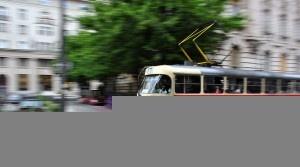 tram by xlibber