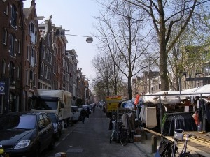 Jordaan district by taver