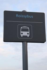 Roissybus by abragad