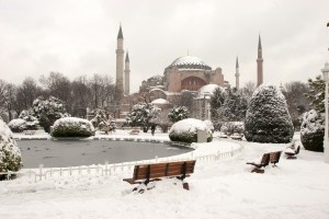 Winter Estambul