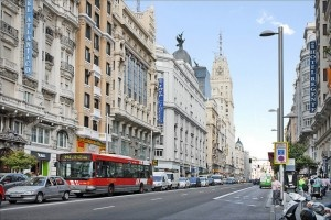 Fare shopping a Madrid