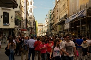 Faire du shopping à Madrid